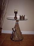 Tee Pee Base Table