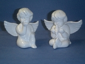 Angel Salt & Pepper Shakers