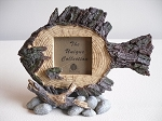 Fish Shaped Photo Frame