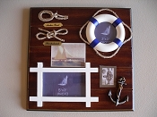 Wall Hang Wooden Decorative  Picture Frame